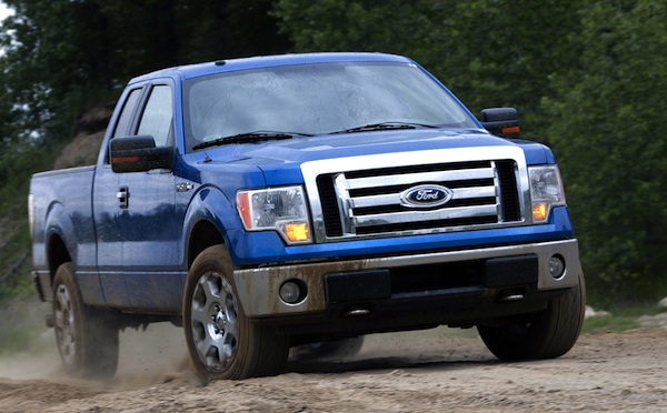 USA 2009 Worst year since 1982 Ford F-Series still #1 u2013 Best Selling Cars Blog & USA 2009: Worst year since 1982 Ford F-Series still #1 u2013 Best ... markmcfarlin.com