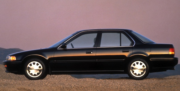 USA 1989: Honda Accord First Foreign Model To Lead Passenger Cars U2013 Best  Selling Cars Blog