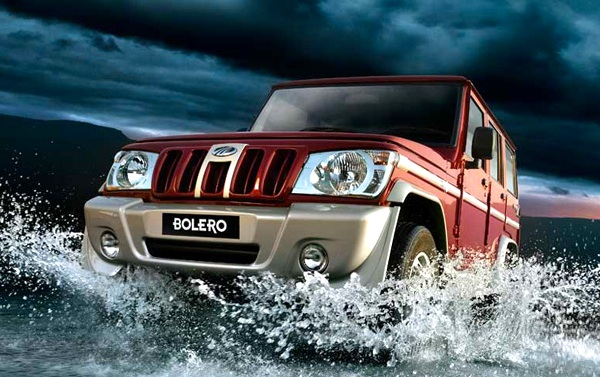 Mahindra Bolero India June 2013