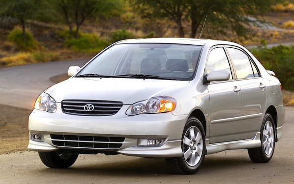 usa 2006 toyota camry corolla lead passenger car ranking best sellin. Black Bedroom Furniture Sets. Home Design Ideas