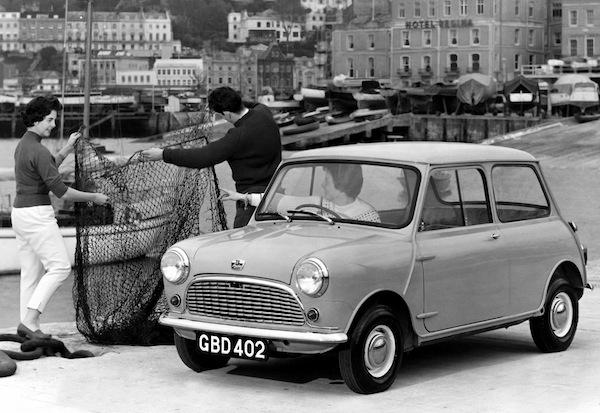 Austin Mini UK