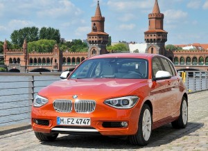 BMW 1 Series Luxembourg 2010