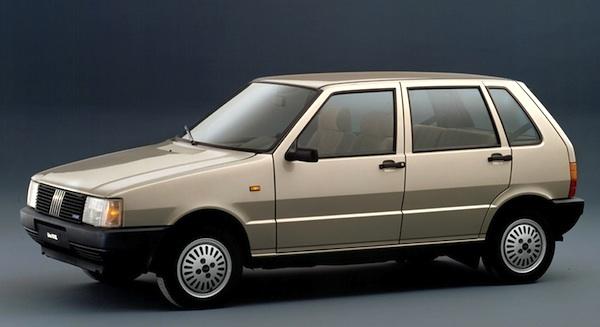 Fiat Uno Italy 1983