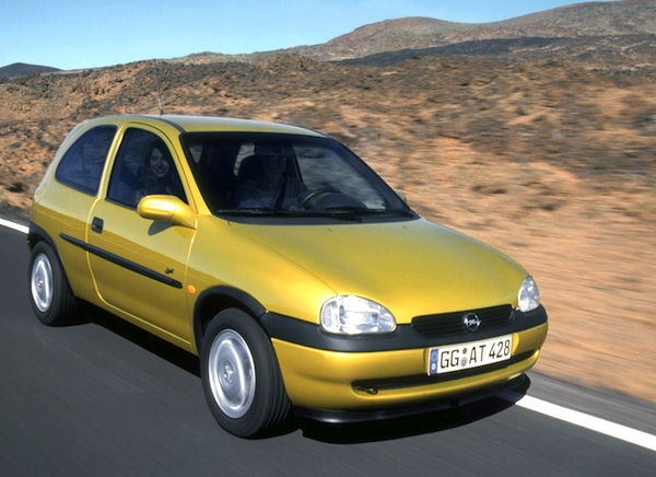 World 1998 Gm Corsa The Best Ing Car In Cars Blog