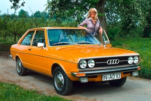 Audi 80 Germany 1973