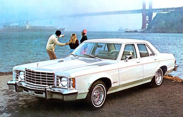 Ford Granada USA 1975