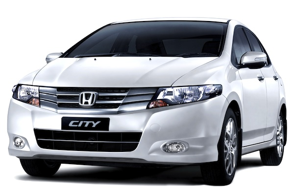 Honda City Pakistan 2013