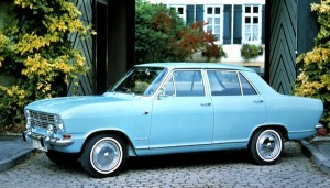 Opel Kadett Germany 1965