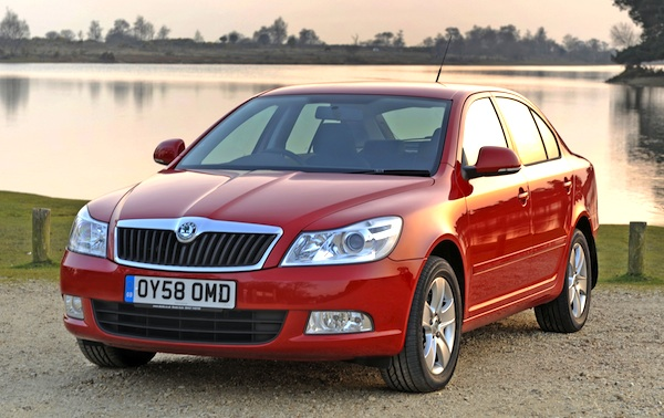 Skoda Octavia World December 2011