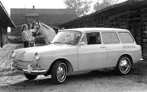 VW 1500 Germany 1964