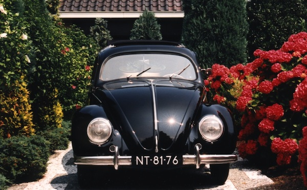 VW Beetle Germany 1950