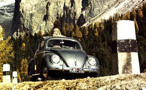 VW Beetle Germany 1954