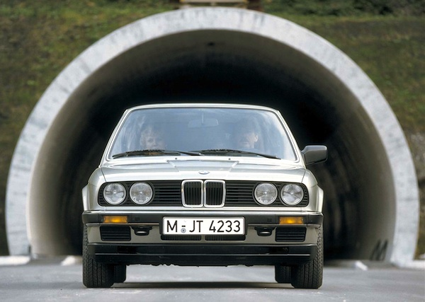 BMW 3 Series Germany 1984