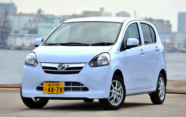 Japan Kei Cars October 2011  Daihatsu Mira Takes Off  U2013 Best Selling Cars Blog
