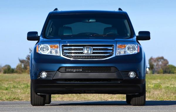USA October 2011: Honda Accord And Pilot Shine U2013 Best Selling Cars Blog Images
