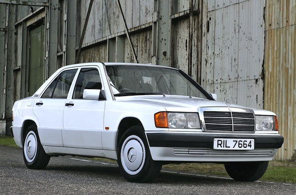 Mercedes 190 Germany 1984