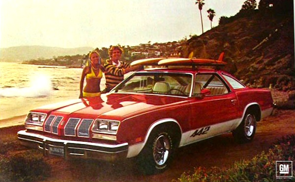Oldsmobile Cutlass S USA 1976