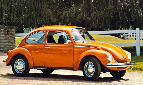 europe 1972 vw beetle and two fiats on top best selling