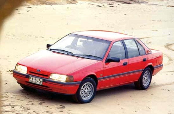 Australia 1990 Holden Commodore #1 Toyota leads in October u2013 Best Selling Cars Blog : ford cars 1990 - markmcfarlin.com