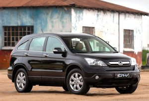 Honda CR-V Latvia 2007