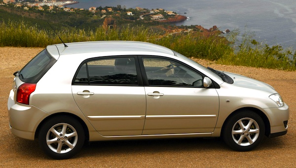 Cyprus 2005 Toyota Corolla Leads Mercedes E Cl 4 Best Ing Cars Blog