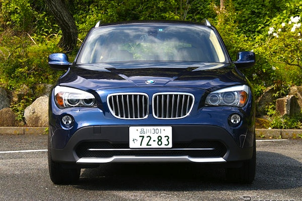 bmw x1 blogBrilliance V5 Vs Bmw X1