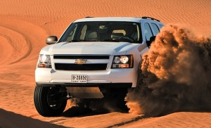 Chevrolet Tahoe GCC December 2011