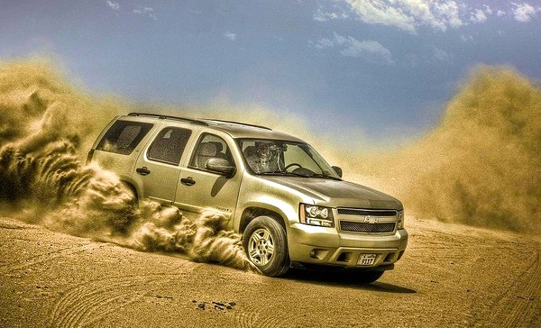 Chevrolet Tahoe Kuwait December 2011