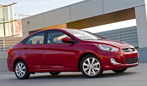 Hyundai Accent Bahrain December 2011