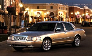 Mercury Grand Marquis Kuwait 2011