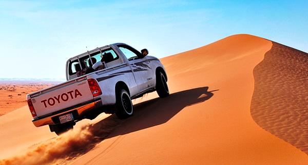 Toyota Hilux Oman December 2011