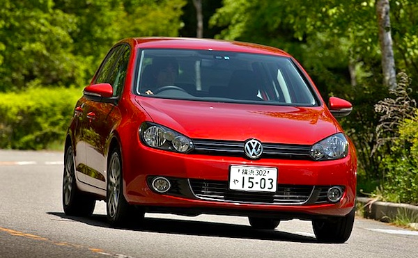 japan imports full year 2011 vw golf 1 now in overall top 30 best selling cars blog. Black Bedroom Furniture Sets. Home Design Ideas