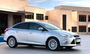 Ford Focus Israel January 2012