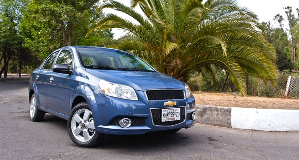 Mexico February 2012 Chevrolet Aveo Cements Leadership Best