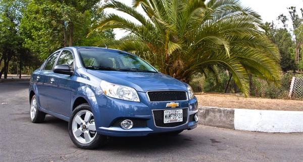 Chevrolet Aveo Mexico February