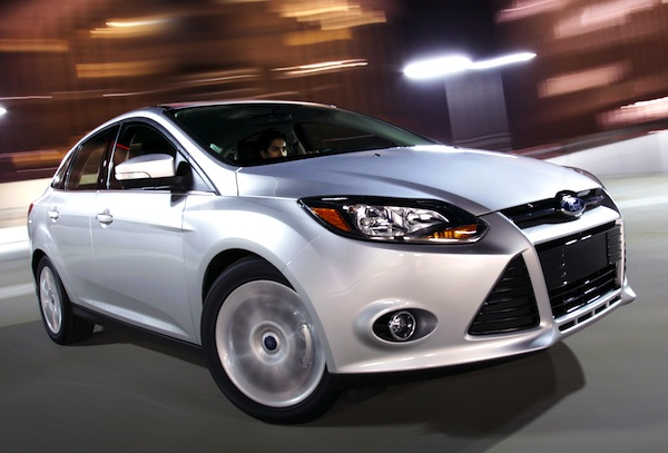 Ford Focus World 2013