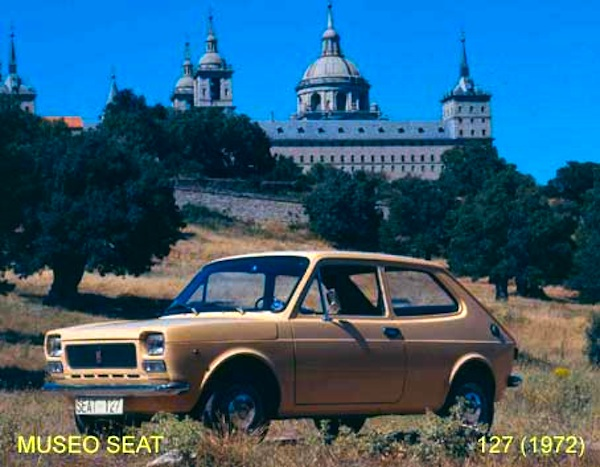 spain 1973 seat places 4 models in top 4 127 leads best selling cars blog. Black Bedroom Furniture Sets. Home Design Ideas