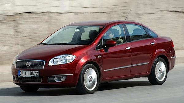 Classic Cars  New 2012 Luxury Sedan By Fiat Model Linea