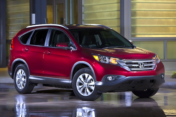 Honda cr v 2012 release date usa for Honda crv usa