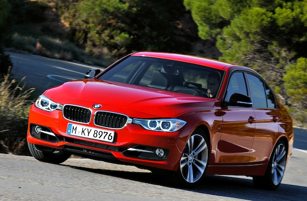 Awesome Germany April 2012: BMW 3 Series At Highest In 4 Years UPDATED U2013 Best  Selling Cars Blog
