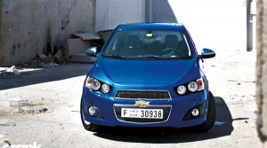 Chevrolet Sonic Egypt April 2012