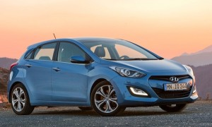 Hyundai i30 World April 2012