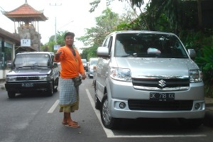 Suzuki APV Indonesia April 2012