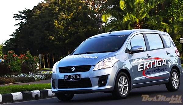 Suzuki Ertiga Indonesia April 2012b