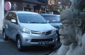 Toyota Avanza Indonesia April 2012