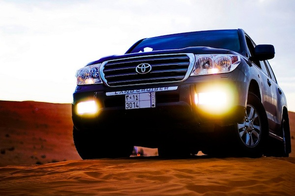 Land Cruiser. Picture by Abdulrahman BinSlmah , all rights reserved