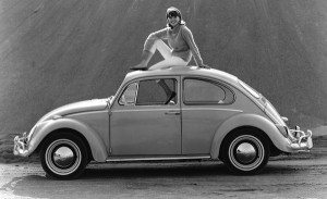 VW Beetle Sweden 1965