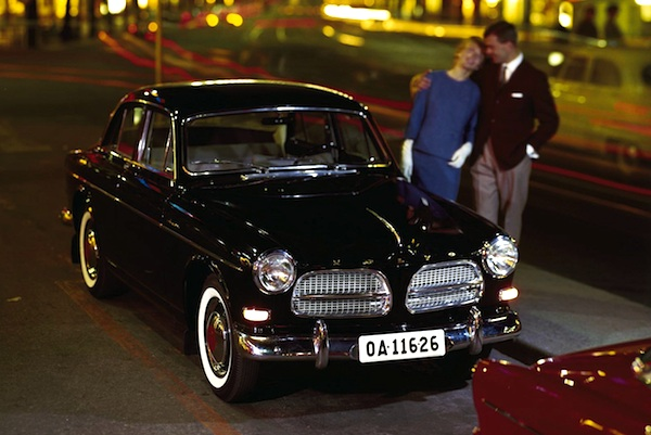 Volvo Amazon Sweden 1965