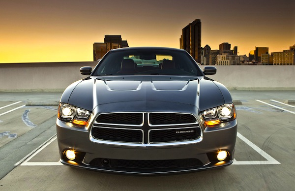 Dodge Charger Kuwait May 2012