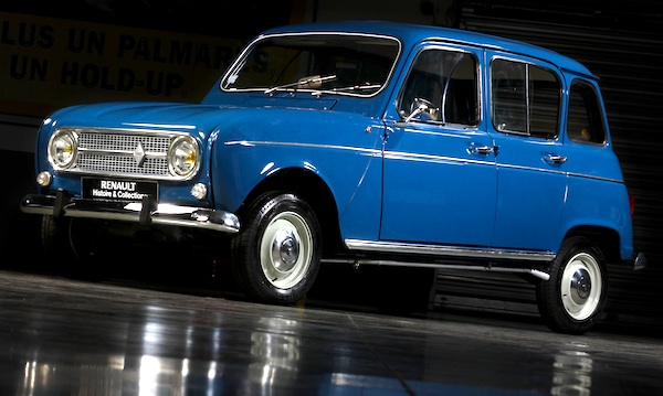 France 1968 Renault 4 And Peugeot 204 In The Lead Best Selling